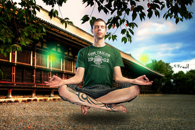 medytacja topmejt
