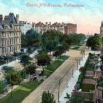Folkestone_Kent_Castle_Hill_Avenue_historia_stare_zdjecia
