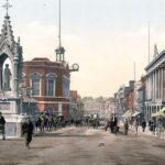 Maidstone-Street_1890_1900_England_stare_fotografie