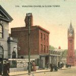 Old_Wesleyan_Chapel_Gravesend_Clock_tower_kent_stare_fotografie
