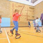 cascades_leasure_centre_gravesend_kids zone_trampoliny_basen_rozrywka dla dzieci_Kent