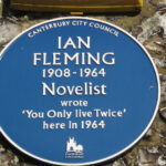 Ian Fleming_dom_Kent_UK_James Bond