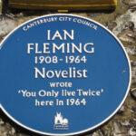 Ian Fleming_dom_Kent_UK_James Bond