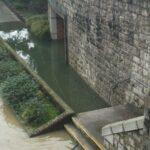 Maidstone_wylew rzeki Medway_zanale podziemia_Kent_UK