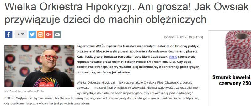 http://niezalezna.pl/74775-wielka-orkiestra-hipokryzji-ani-grosza-jak-owsiak-przywiazuje-dzieci-do-machin-oblezniczych