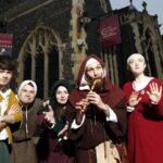the canterbury tales_legency Cantenbury_historia Kent_rozrywka Kent_UK