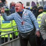 Demonstracja w Dover 2