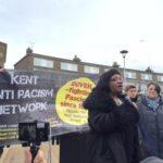 Demonstracja w Dover 4