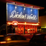 Dickens World - wejscie