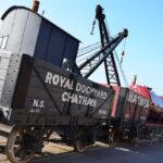 Historyczne Doki w Chatham - eksponaty