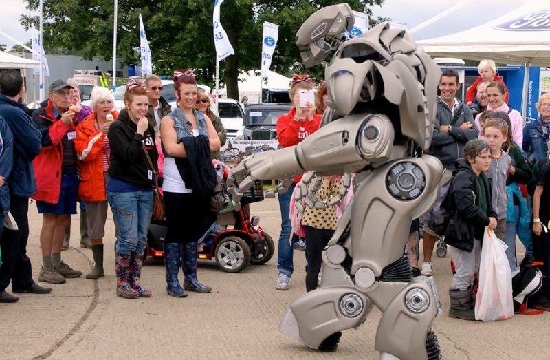 robot kent