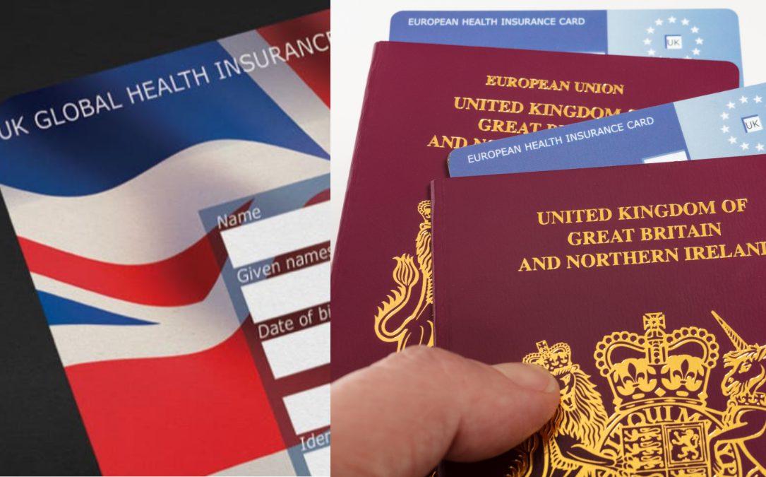 Global Health Insurance Card